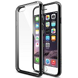 "REARTH Ringke Fusion Apple iPhone 6 Plus  / iPhone 6 ( 5.5"" ) [RFAP015] - Black - Casing Handphone / Case"